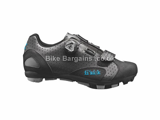 Fizik M5B Ladies Carbon MTB SPD Shoes 38, White
