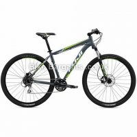 Fuji Nevada 1.6 29″ Alloy Hardtail Mountain Bike 2016