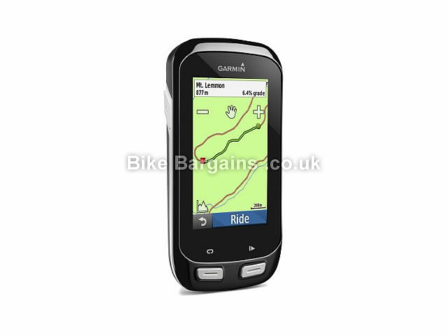 Garmin Edge 1000 GPS Cycle Computer Black