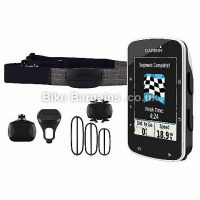 Garmin Edge 520 GPS Heart Rate Monitor Bike Computer