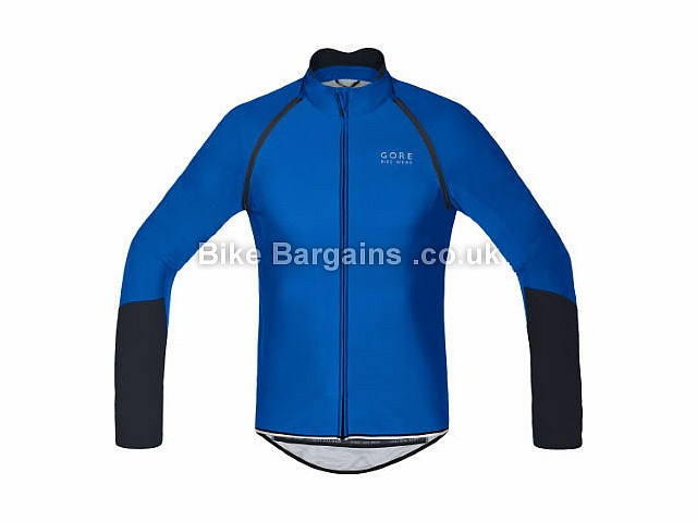 Gore Bike Wear Power Windstopper Softshell Road Long Sleeve Jersey ... 30abaad2f