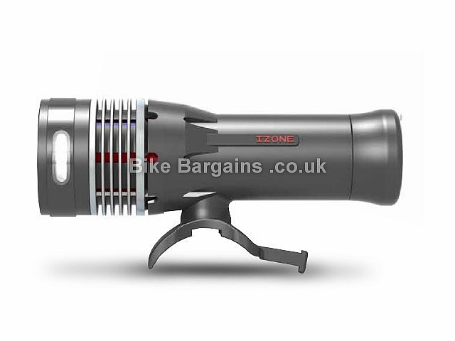 Izone ARC 650 Lumens Rechargeable Front Light 650 Lumens