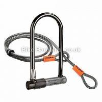 Kryptonite Series 2 U Lock and Kryptoflex Cable