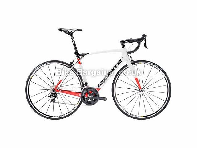 Lapierre Xelius SL 500 Mid CP Carbon Road Bike 2016 55cm, 700c, White, Red, Black