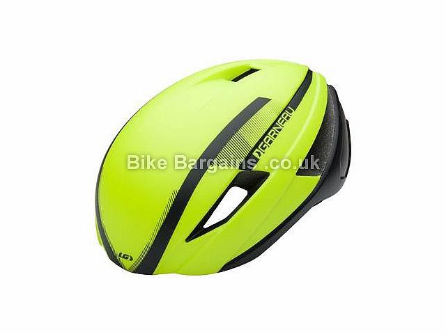 Louis Garneau Sprint Road Helmet S,M, Black, 275g, 5 vents