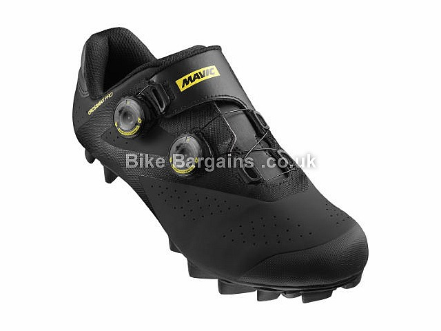 Mavic Crossmax Pro Carbon Off Road MTB Shoes 41, Black, Red