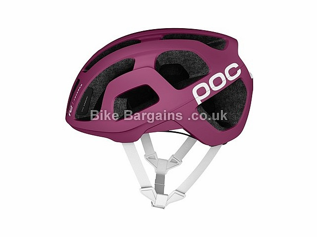 POC Octal Raceday Road Helmet 2017 S, Yellow, 195g