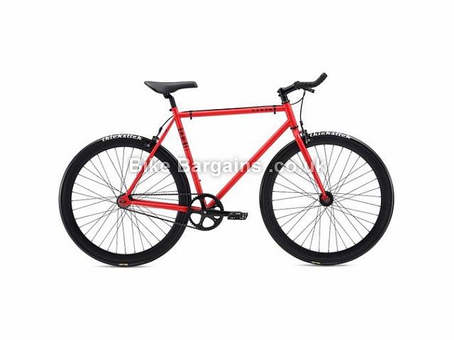 SE Bikes Lager Steel City Bike 2017 700c, 49cm, Red, Steel
