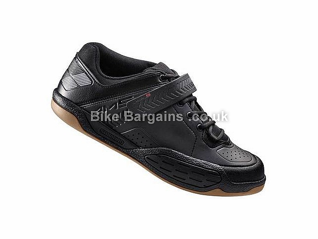 Shimano AM5 Gravity MTB Shoe 37, 42, Black, Green
