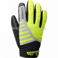 Shimano All Condition Thermal Full Finger Gloves