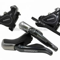 Shimano R785 Hydraulic Di2 Road Disc Brake Set
