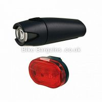 Smart 4 Lux Front and 3 LED Rear Light Set