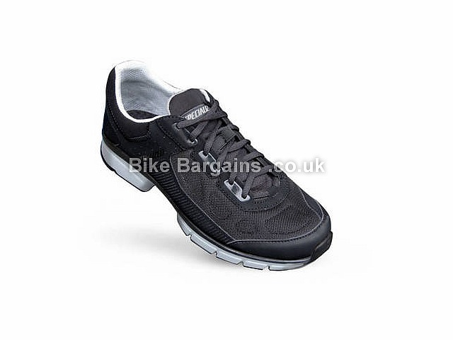 Specialized Cadet Casual Cycle Shoe 41,42,43,44,45,46,47, Black