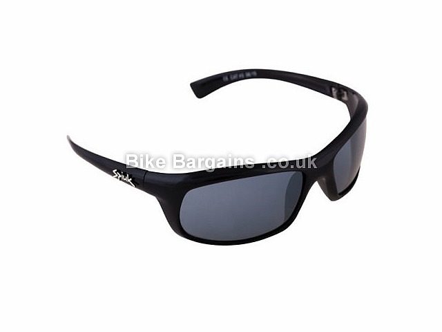 Spiuk Neymo Cycling Sunglasses Tortoiseshell - Black, White are £10
