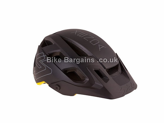 Spiuk Xenda MTB Helmet M, Black, Blue, Orange, White, 315g