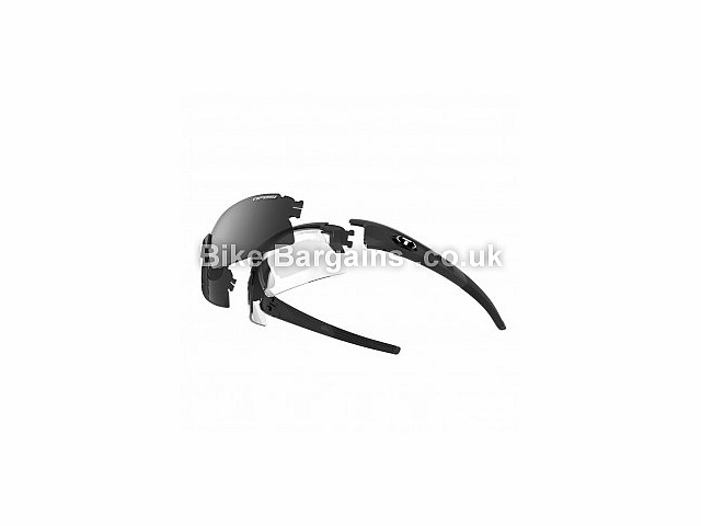Tifosi Pro Escalate Black Cycling Glasses Black - other colours available on their website