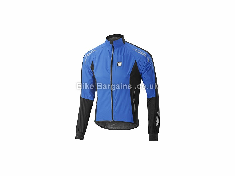 Altura Podium Night Vision Wind Waterproof Cycling Jacket S,M,L,XL,XXL, Blue, Red, Black
