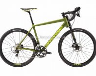 Cannondale Slate 105 Alloy Gravel Cyclocross Bike 2017