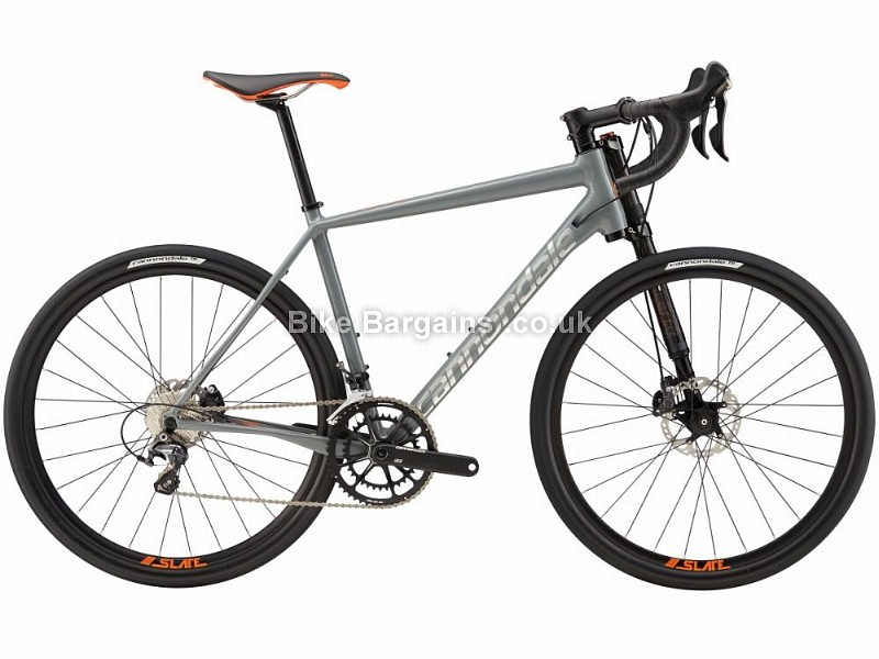 Cannondale Slate Ultegra Alloy Gravel Cyclocross Bike 2017 M, Grey