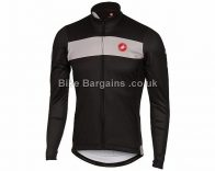 Castelli Raddoppia FZ Thermal Cycling Jersey 2016