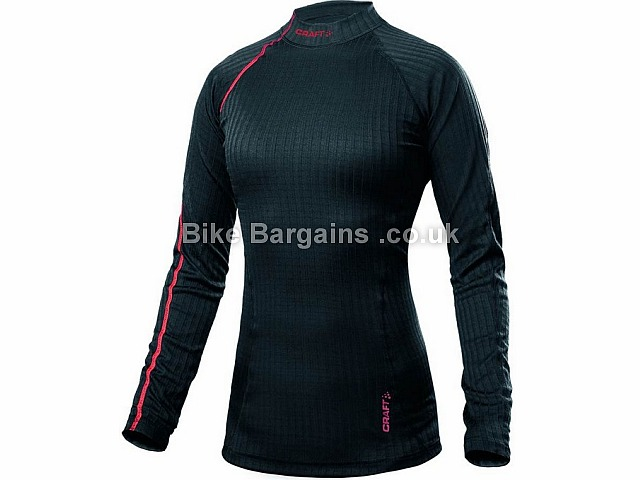 Craft Active Extreme Ladies Baselayer Black, XL