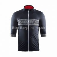 Craft Shield 3/4 Short Sleeve Jersey