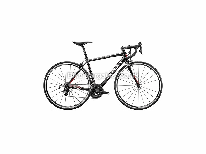 Eddy Merckx Blockhaus 67 Alloy Shimano 105 Road Bike 2016 42cm, Black, Alloy, Calipers, 11 speed, 700c