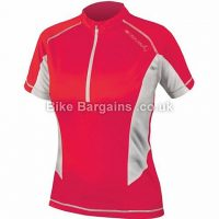 Endura Ladies Pulse Short Sleeve Jersey 2017