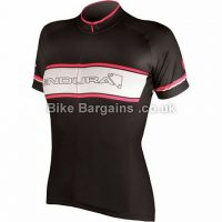 Endura Ladies Retro Short Sleeve Jersey