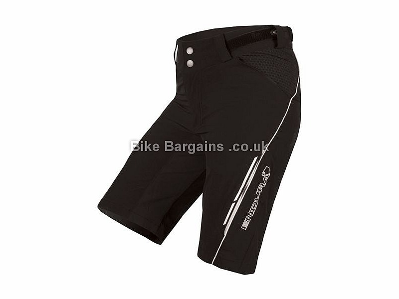 Endura Ladies Singletrack Lite MTB Shorts XS,L, other sizes are extra - Black, Purple, Red, Turquoise