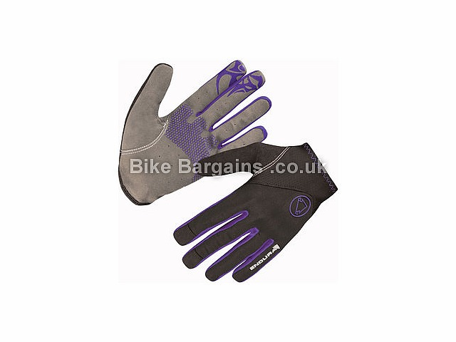 Endura Ladies Singletrack Lite MTB Glove Black, XS