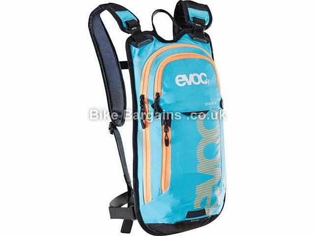 Evoc Stage 3 Litre Hydration Backpack 3 Litres, Grey