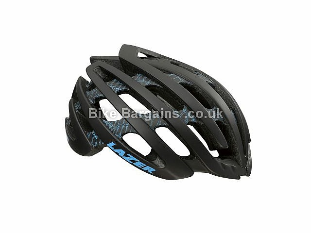 Lazer Cosmo Road Cycling Helmet S, Black