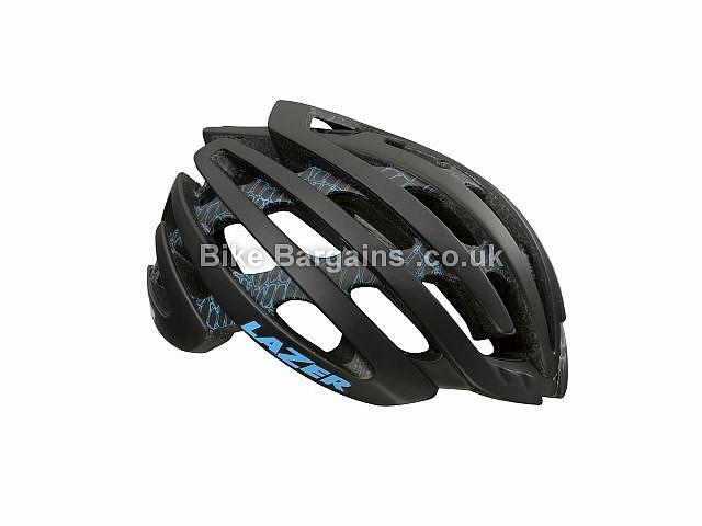 Lazer Cosmo Road Helmet S, Black, 190g, 31 vents