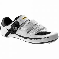 Mavic Ksyrium Elite II Maxi Fit Carbon Road Shoes