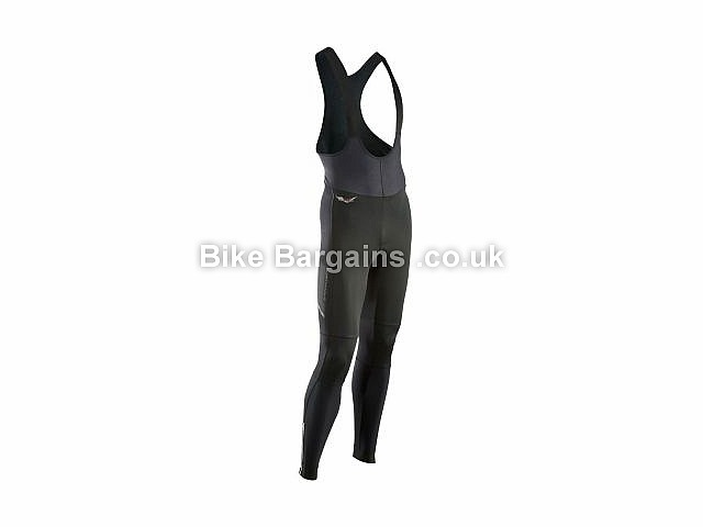 Northwave Fast Mid Season Bib Tights XL,XXL, Black