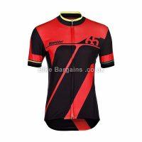 Santini Classic Lampo Short Sleeve Jersey