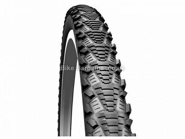 Schwalbe CX Comp Rigid CycloCross Tyre 430g, Black, 700c, 35c