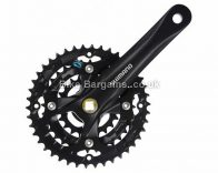 Shimano Acera M361 8 Speed Triple alloy MTB Chainset