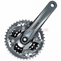 Shimano Alivio M4000 Octalink 9 Speed Triple alloy MTB Chainset