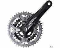 Shimano Deore M590 9 Speed Triple alloy MTB Chainset