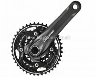 Shimano Deore M610 10 Speed Triple alloy MTB Chainset