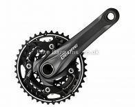 Shimano Deore M612 10 Speed Triple Alloy MTB Chainset