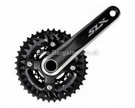 Shimano SLX M7000 10 Speed Triple alloy Mountain Biking Chainset