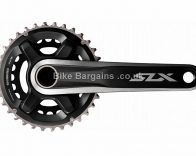 Shimano SLX M7000 11 Speed Double MTB Chainset
