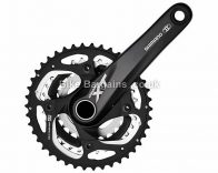 Shimano XT M782 10 Speed Triple alloy Mountain Bike Chainset