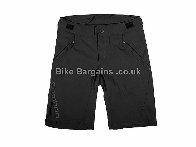 Sombrio Val Ladies Cycling Shorts 2016 S, Black