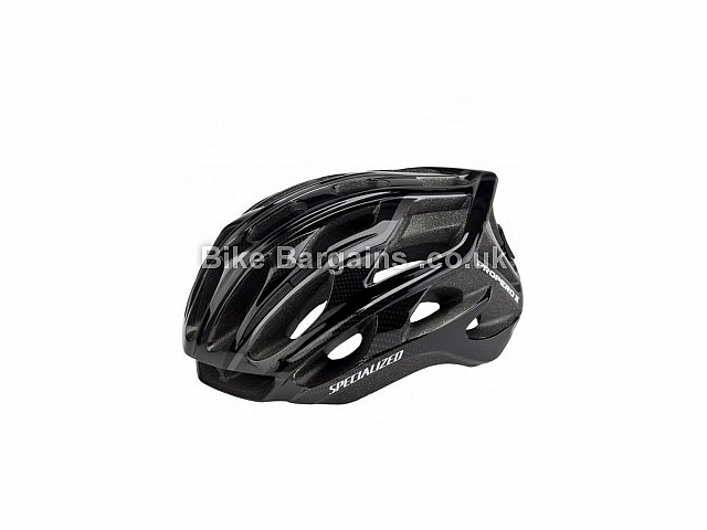 f5c13cca08d Specialized Propero II Road Helmet was sold for £45! (L, Black, 238g ...