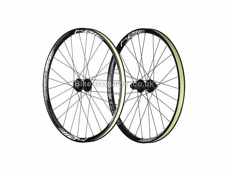 "Sun Ringle ADD Comp Tubeless 27.5 inch Mountain Bike Wheelset 27.5"", 135mm, 142mm, Black, 9 Speed, 10 Speed, 11 Speed"