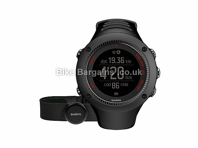 Suunto Ambit 3 Run GPS HRM Running Watch Green